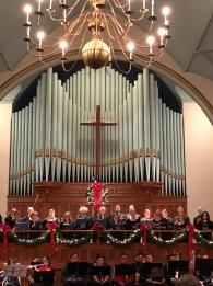 Last Night choir