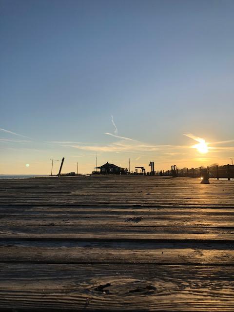 Bellport docks