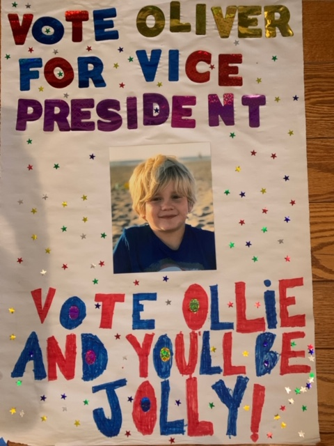 Oliver for VP