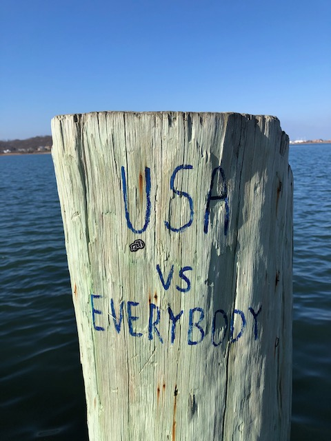 USA Versus Everybody